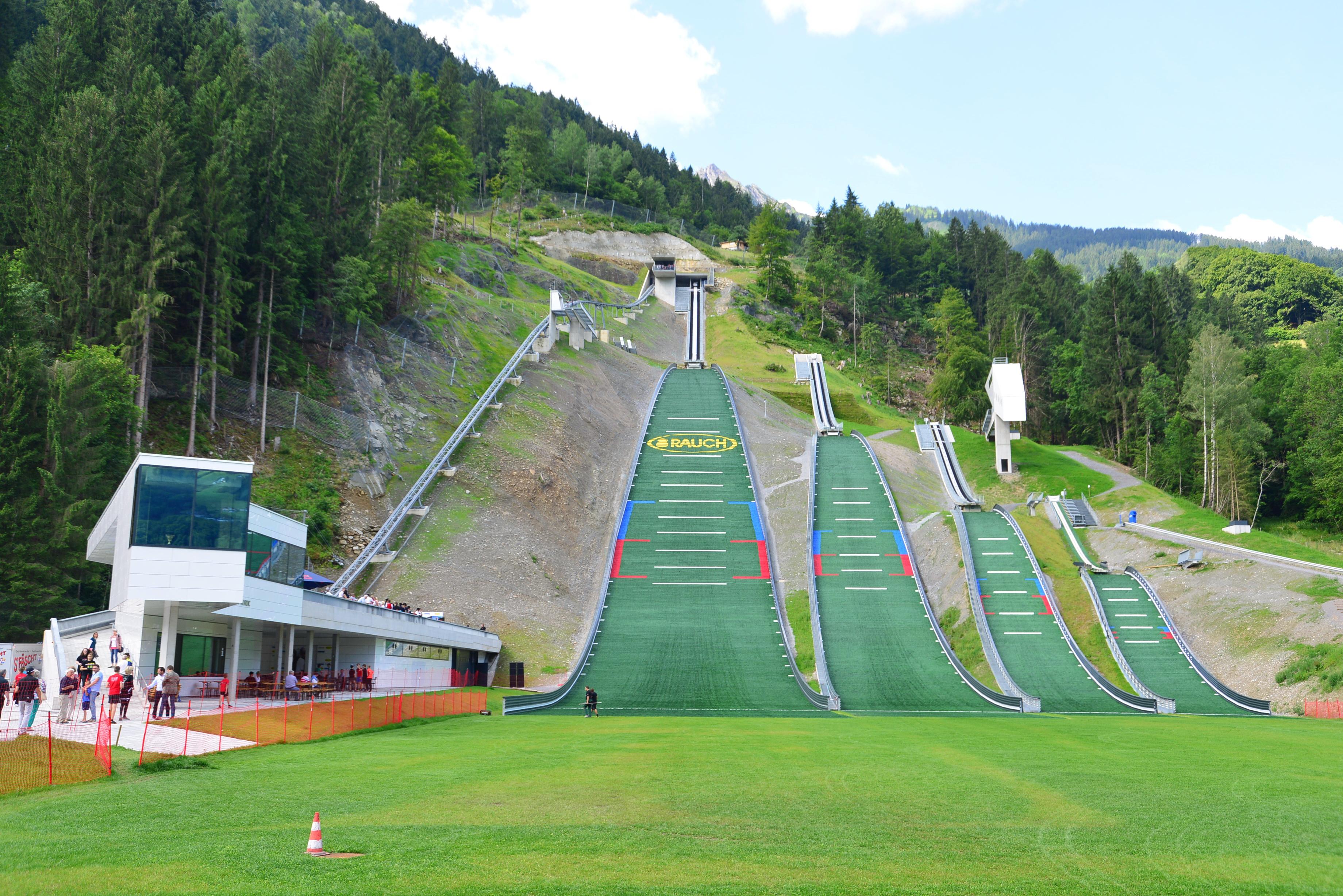 Sportland Vorarlberg will im nordischen Sport zur Weltelite aufschließen 01