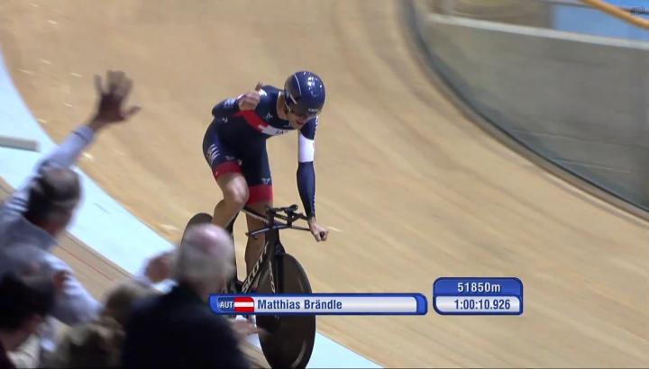 51,852 – Stundenweltrekord für Matthias Brändle! 01