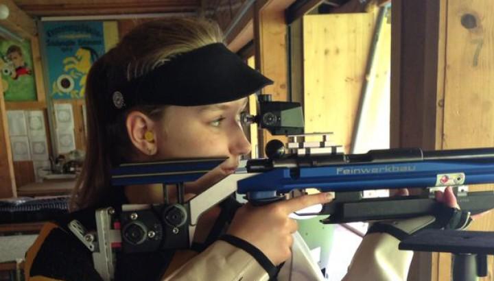 Verena Zaisberger – das Schützentalent von Null auf 100 03