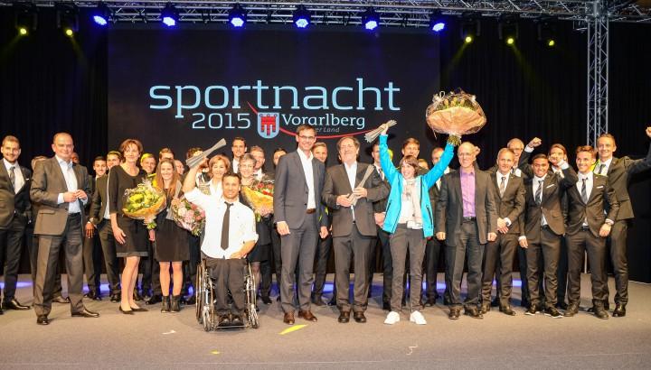 Sportnacht 2015: Würdige Bühne für sportliche Spitzenleistungen 01