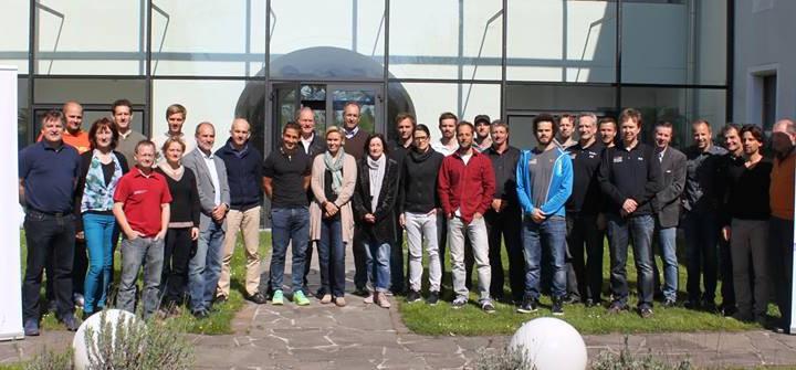 Olympiazentren-Workshop in Salzburg 01