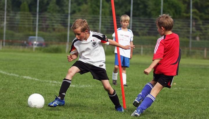 Koordination im Sportspiel – mehr als nur Koordinationsleiter 03
