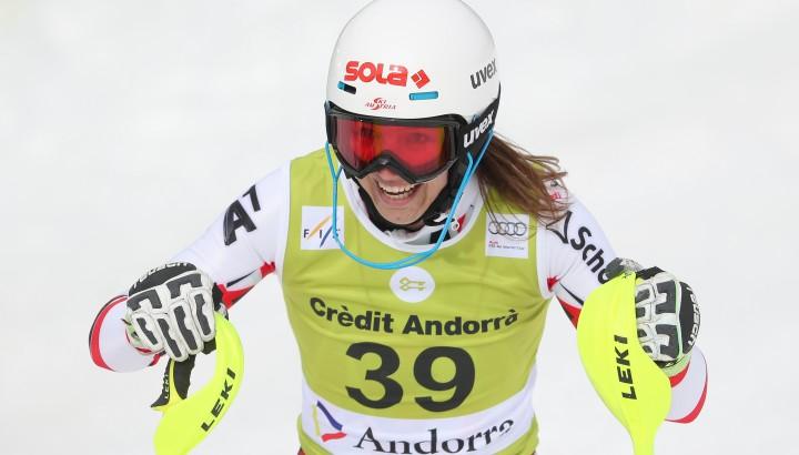 Erste Weltcuppunkte für Christine Scheyer! 02