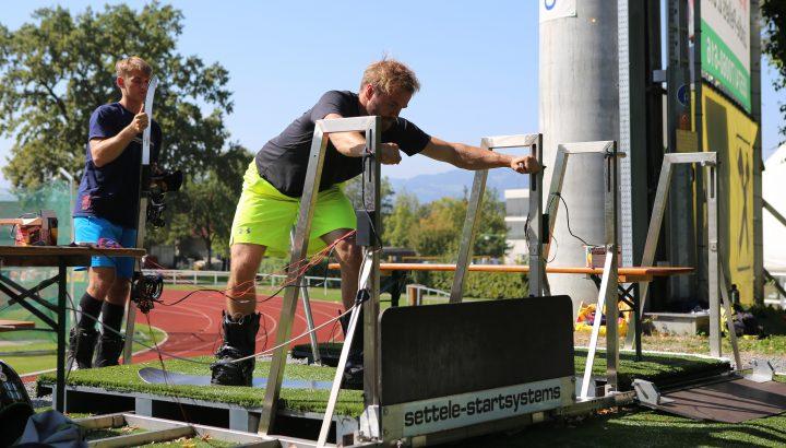 Snowboardcross: Weltcup-Testbatterie auf neuer Startanlage 01