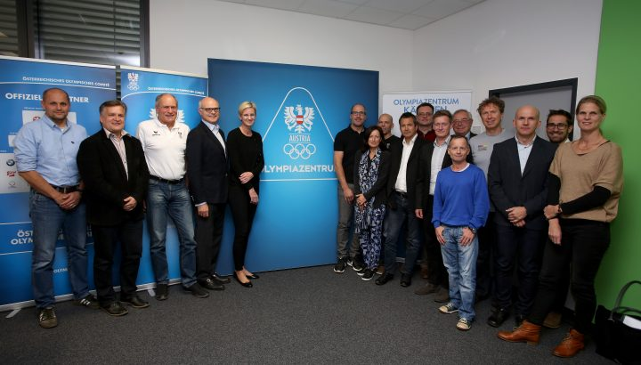 Olympiazentren-Workshop am Olympiazentrum Kärnten 01