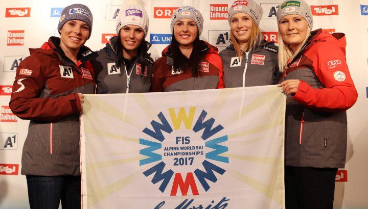 Alpine Ski-WM in St. Moritz mit drei Vorarlbergern am Start 01