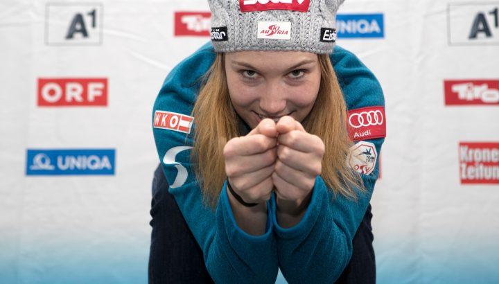 Christine Scheyer: Starke Debüt-WM 01