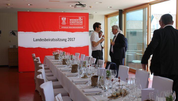 Landesbeiratssitzung der Wiener Städtischen im Olympiazentrum 01
