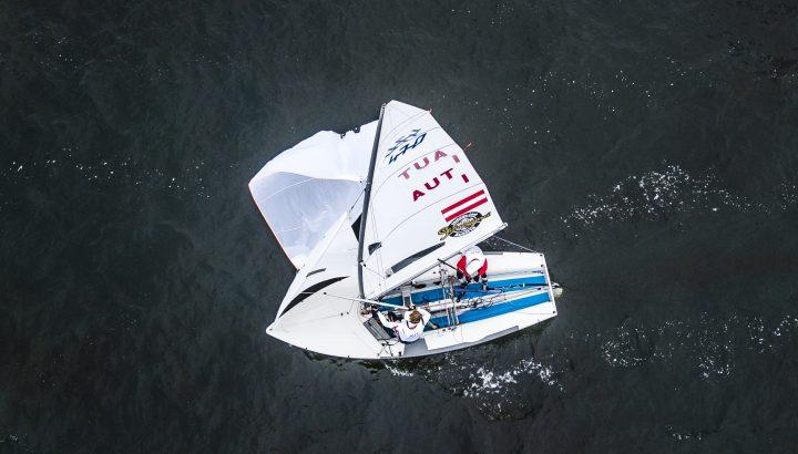 Bargehr/Mähr beenden Olympic Sailing Week auf Rang 3 01
