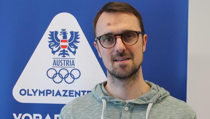 """Fachmann für die """"Duale Karriere"""" am Olympiazentrum 01"""