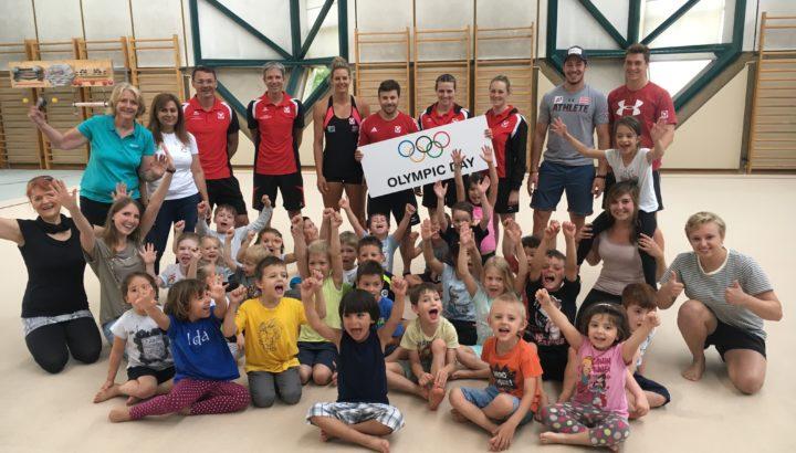 Olympic Day im Olympiazentrum Vorarlberg 01