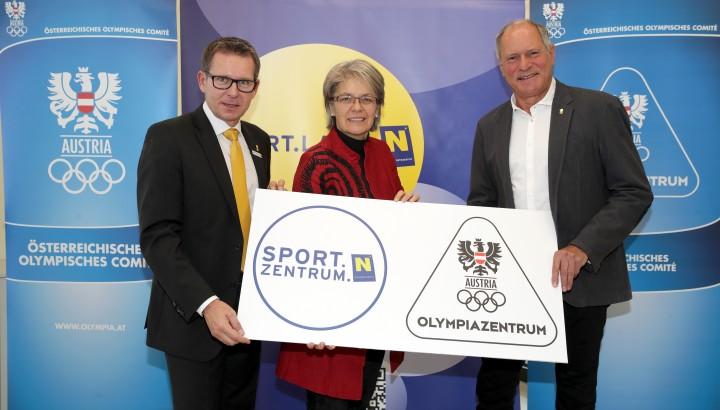 St. Pölten als 7. Olympiazentrum zertifiziert 01