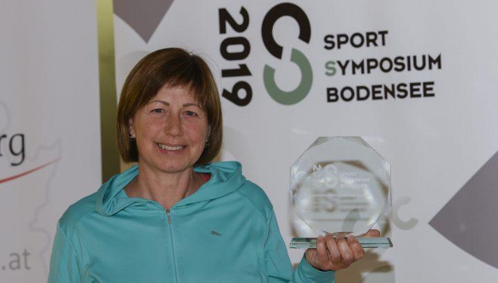 Ralph Krueger begeistert beim Sportsymposium Bodensee 02