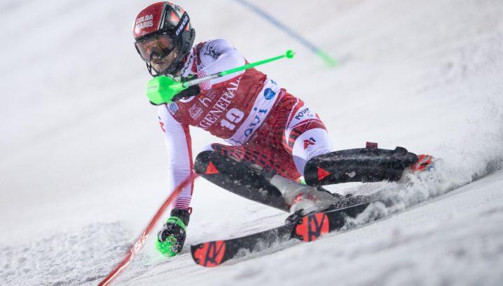 Zwei 7. Plätze zum Auftakt in den Slalom-Weltcup 01