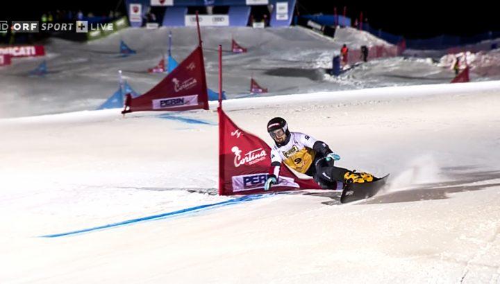 Lukas Mathies 4. in Cortina! 01