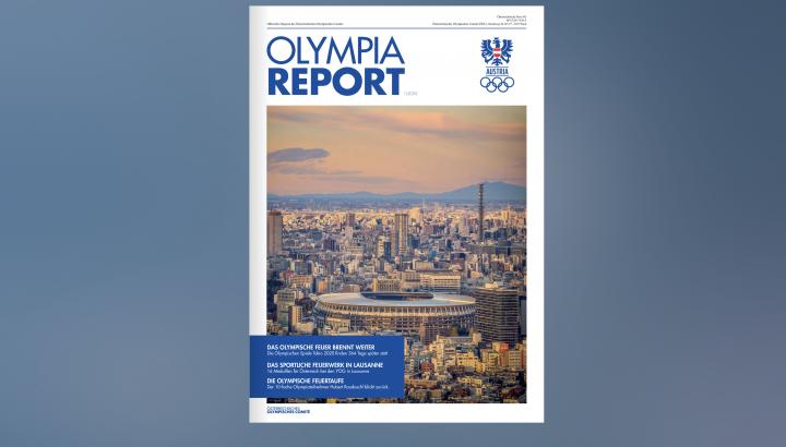 Olympiazentren auf vollen Touren trotz Corona-Krise 01
