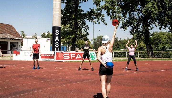 Sportkoordinatorin Lena Schwarz über die Zeit während des Corona-Lockdowns 01