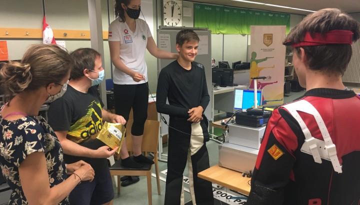 Universität Salzburg/Rif: Wissenschaftliche Biofeedback-Studie mit ÖSB-Team 01