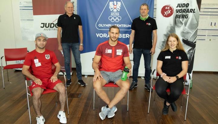 Judo ist zurück – auch in Vorarlberg 01