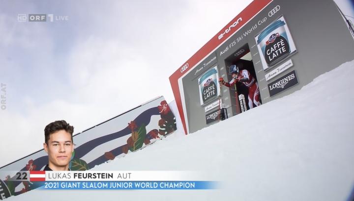 Von der Junioren-WM zum Weltcup-Finale: Lukas Feurstein 02