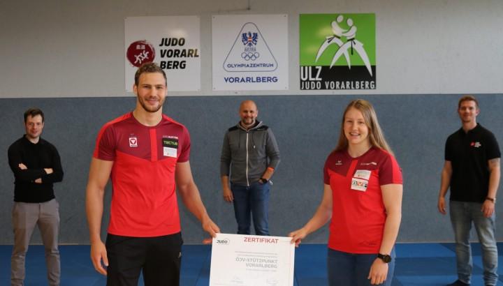 Das Olympiazentrum wird Vorarlbergs erster ÖJV-Stützpunkt 01