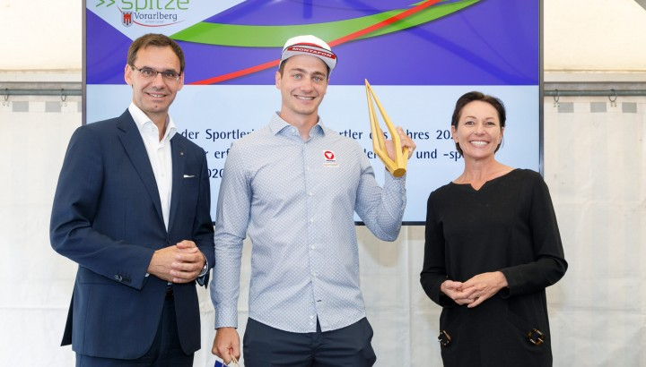 Vorarlbergs Sportlerinnen und Sportler des Jahres 01