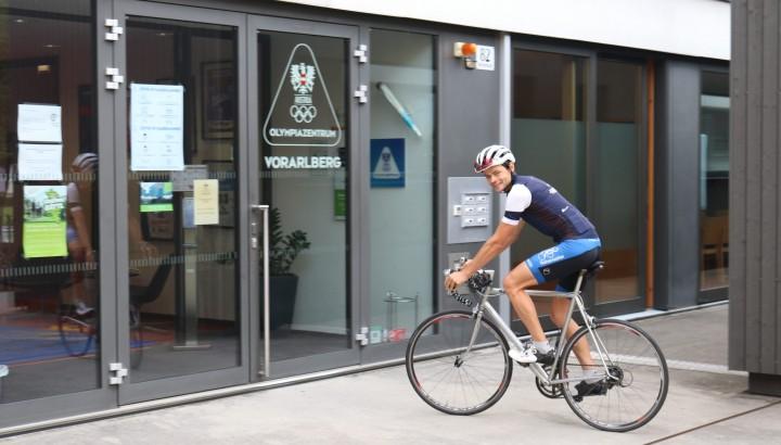 I want to ride my bicycle – die Radgeschichte rund um Manuel Hofer und Martin Hämmerle 01