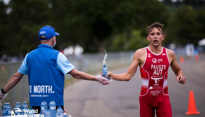 Triathlon: Leon Pauger 6. bei U23-WM! 01